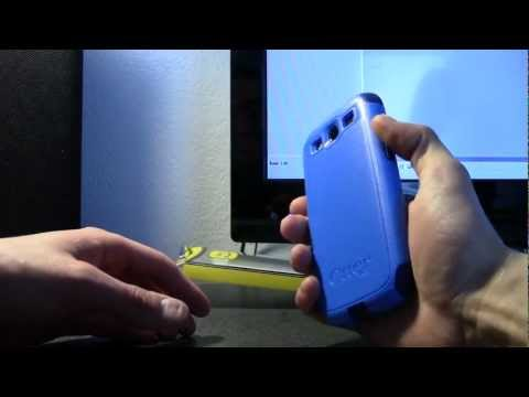Otterbox Commuter Assembly & Review (Samsung Galaxy S3)