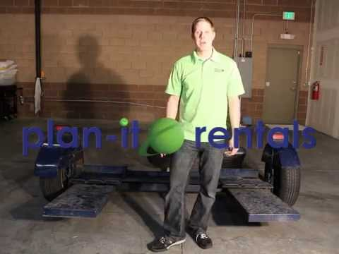 Tow Dolly Rental Instructions