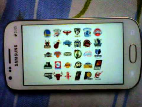 2k13 on galaxy s dous + download link