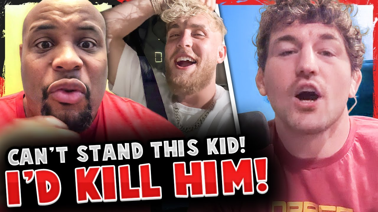 Daniel Cormier GOES OFF on Jake Paul for 'fatboy' comments, Ben Askren REACTS to FAKE FIGHT claims