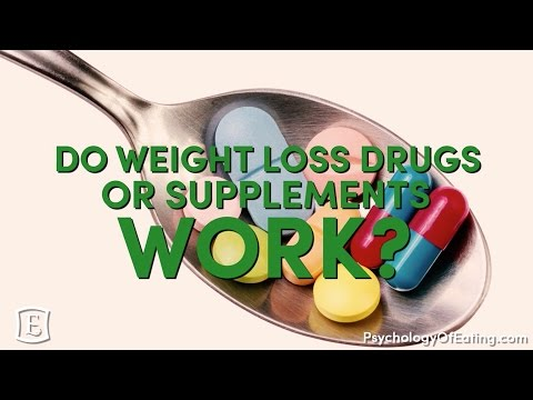 Do Weight Loss Drugs or Supplements Really Work? - with Marc David