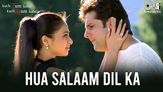 Hua Salaam Dil Ka - Kuch Tum Kaho Kuch Hum Kahein | Fardeen Khan & Richa Pallod