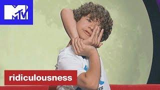 "'""Stranger Things"" Star Defines a Demogorgon' Official Sneak Peek | Ridiculousness | MTV"