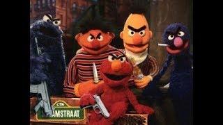 Sesame Street`s Hood ABC`S