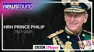 Prince Philip: A special Newsround report about his life