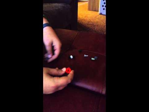 How To Make A Four Barrel LEGO Shotgun