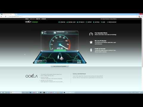 Worlds Fastest Upload Speed
