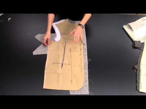 How to Canvas the Suit Coat Front: Part One