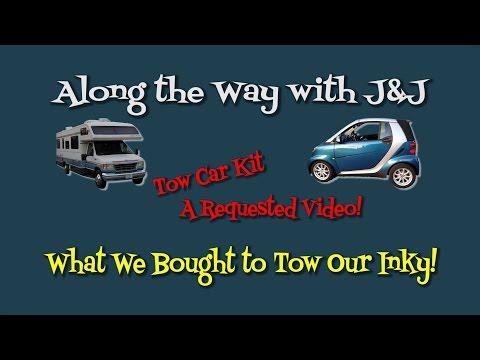 RV Live - RV Travel - Smart Car Towing Equipment