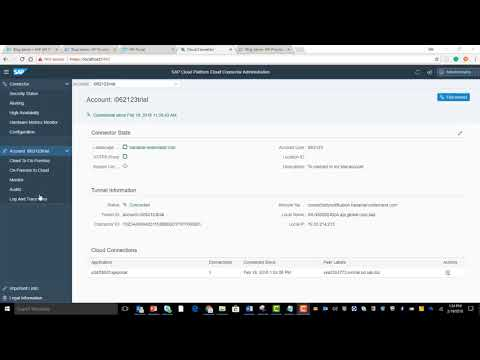 SAP HANA Academy - SAP CP API Management: #1.12 Connecting and Exposing APIs from SAP Gateway System