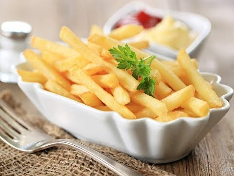 French Fries Recipe, Quick and Easy !