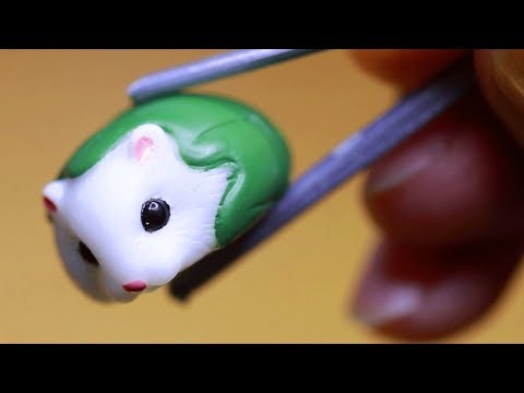 How to Eat a Hamster by Elieoops Miniature