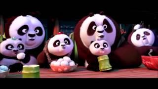 Kung Fu Panda 3 secret village