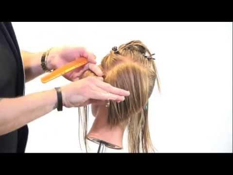 FSE LIVE #10 How To Cut A Disconnected Pixie Hair Cut - Michelle Williams - louis Vuitton Ad