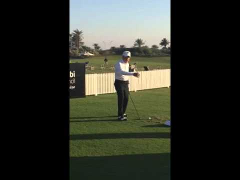 Fade & Draw by Mr Gary Player
