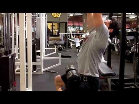 Cobra Lats: Build a Wide Back