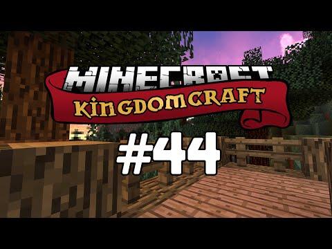 Minecraft Vanilla - Kingdomcraft - 44 - Catwalk [Minecraft SMP]