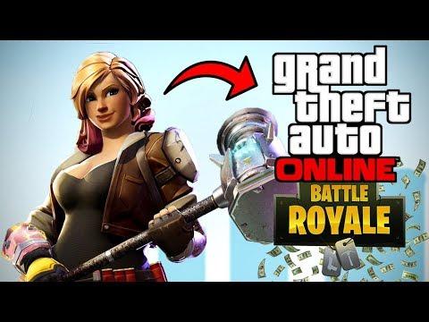 GTA Online MORE Next DLC Info! Battle Royale Business Mode, Cliffford Coming Back & More!