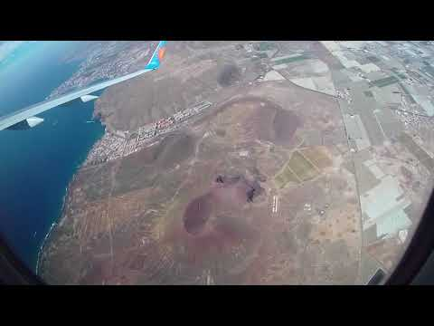 Take-off from Tenerife South Airport (TFS), Tenerife, Canary Islands, Spain - 25th March, 2018