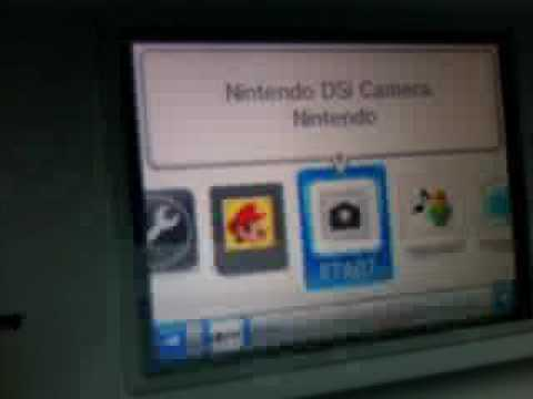 Nintendo DSi+Internet Video