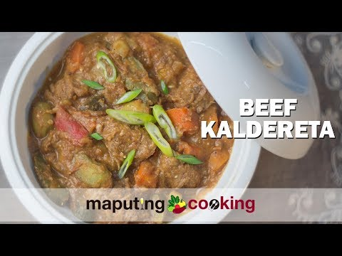 Classic Beef Caldereta Recipe (No Shortcuts!) | Chris Urbano