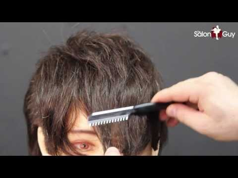 Emo Scene Haircut