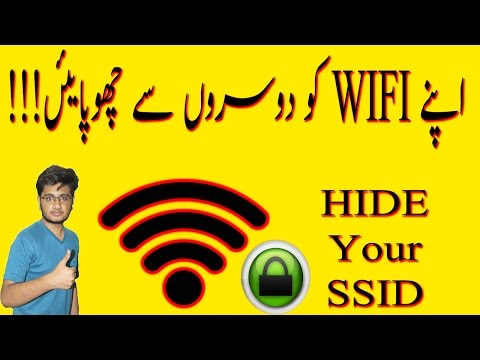 Hide Your Wifi  SSID | Protect Your Wifi