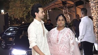 Aayush sharma and arpita khan celebrate diwali 2018 | Bollywood Stars Diwali Celebration