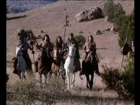 Comanche Tribe- Native American