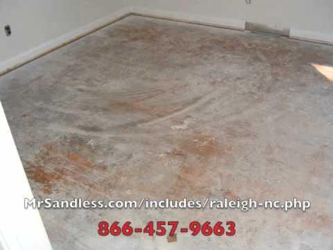 Mr Sandless Raleigh NC Reviews