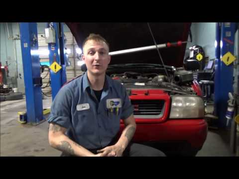2001 GMC Sonoma 2.2 Secondary Air Injection System Fault