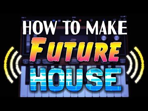 How to make Future House in Garageband (iPad & iPhone)