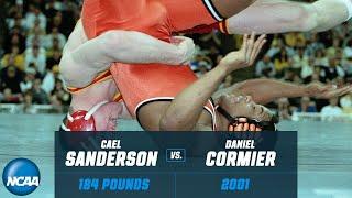Cael Sanderson v. Daniel Cormier: NCAA title match at 184 pounds