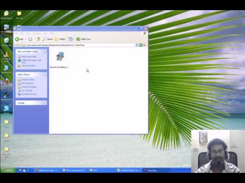 How to Install EAMCET Webcounselling Software.mp4