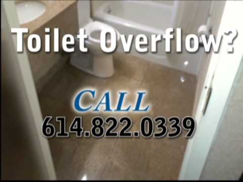 SEWER TOILET SEWAGE CLEANUP MOLD CLEANING FLOOD WATER REMOVAL