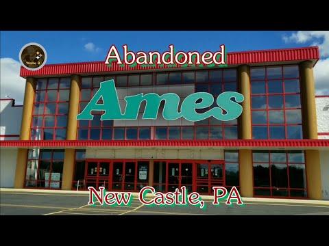 Abandoned Ames New Castle, Pa