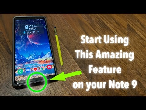 Samsung Galaxy Note 9 - Start Using This Feature Now