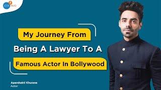 Aparshakti Khurrana | The Boy Next Door Who Made It Big! ⚡