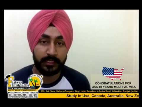 Success Story Of USA 10 Year Multiple Visa