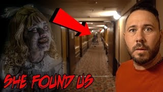 (SHE FOUND US) HAUNTED QUEEN MARY SHIP PART 2