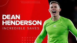 DEAN HENDERSON INCREDIBLE SAVES COMPILATION! | Best saves from 19/20 Premier League season 👐