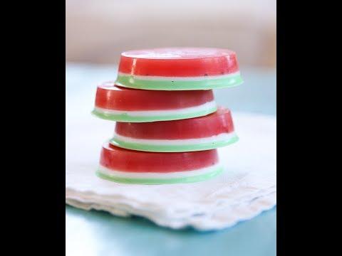 Watermelon Soap Video