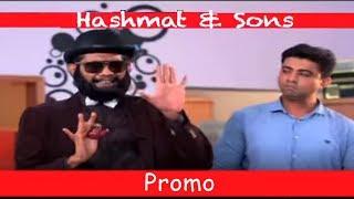 Shohar Ki Zaroorat | Hashmat & Sons | PROMO | SAMAA TV | 04 October 2017