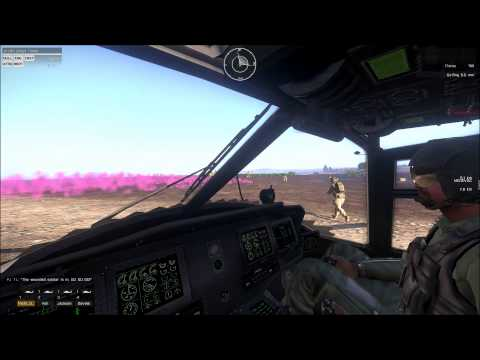 Arma 3 Helicopter Rescue #2