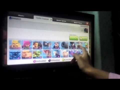 24×20 (INC) Touch PC playing clash of clan private server