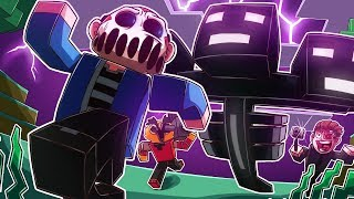 VANOSS AND I LOVE THE WITHER MONSTER & THEN I TROLLED THE GROUP!