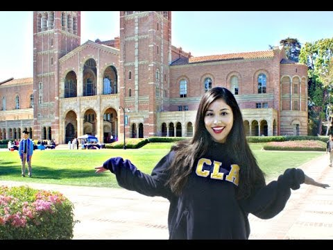 How to get into UCLA