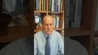 Yoram Ettinger Zionist Horizon