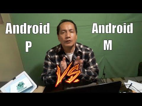 Lo nuevo de Android p 9 0 en Android M 6 0 | Comparativas | Somos Android