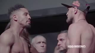 HBO Boxing News: Ward vs. Kovalev 2 Weigh-In Recap (HBO Boxing)